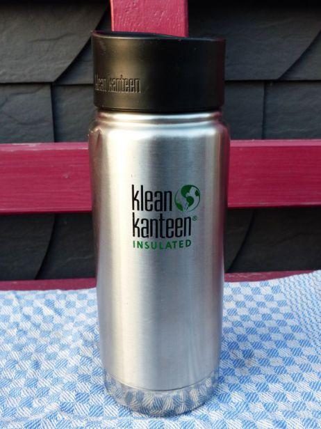 Die Klean Kanteen Wide Insulated mit Café Cap 2.0 437 ml