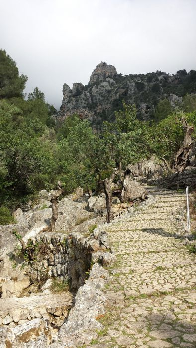 Richtung Torrent de Biniaraix