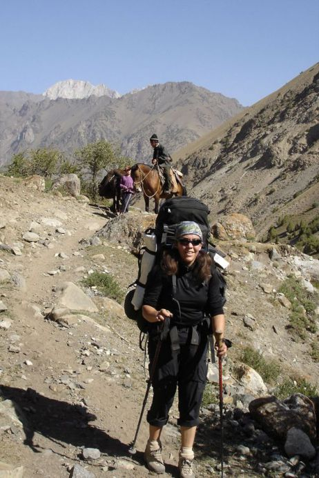 Kirgistan 2007