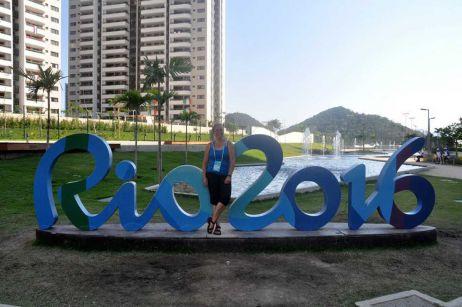 Ehrenamtlich in Rio im Einsatz
