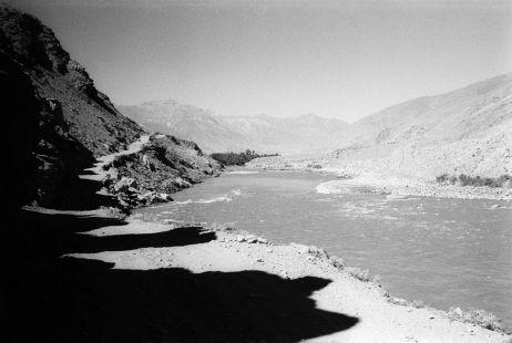 Wandern am Pamir Richtung Wakhan