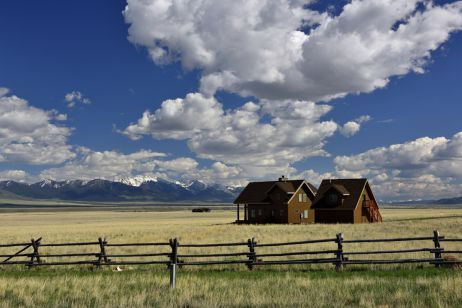 Land of the Big Sky - Montana