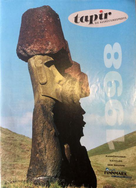 tapir-Katalog von 1998