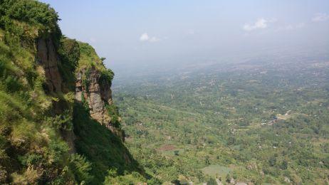 Wanale Hill: Aussicht von oben