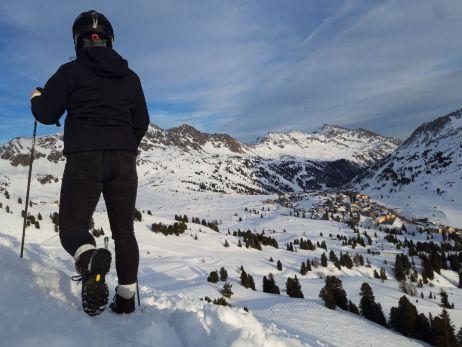 Testszenario 2: Österreichische Alpen