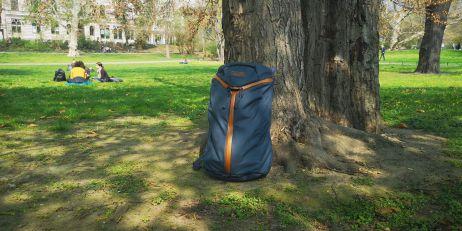 Chillen im Park mit dem innovativen Daypack