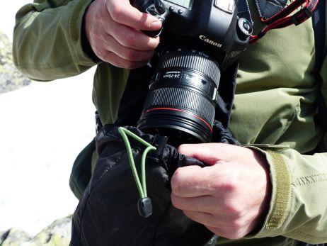 ..ist die kamera einsatzbereit