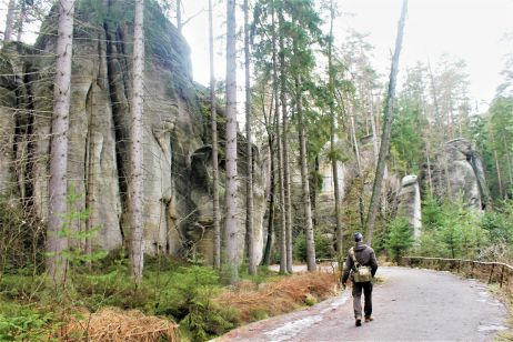 Naturpark Adersbacher Wände