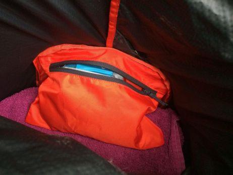 kleine innentasche