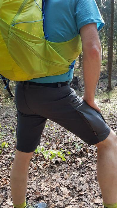 Die Lundhags Makke Shorts im Test