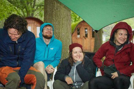 mit dem proton fl hoody auf tapir-testtour 2019