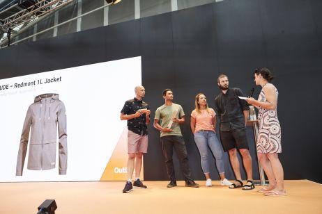 Die Verleihung der Awards (Copyright: Messe München GmbH)
