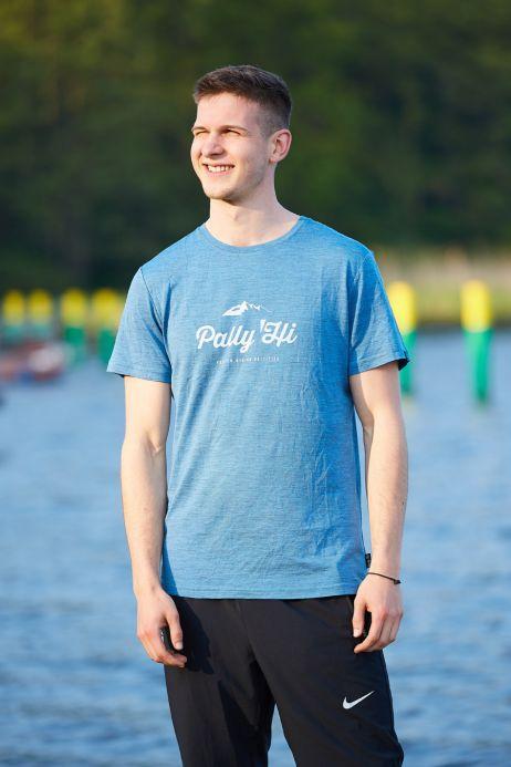 Schickes Logo-Design: Marten im T-Shirt von Pally'Hi