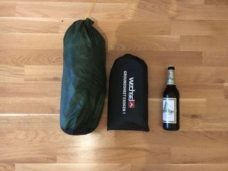 exogen 1: groessenvergleich und packmass