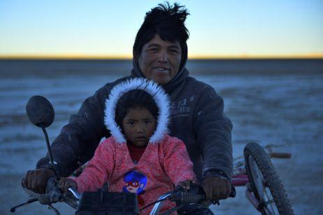 Herzliche Gastfreundschaft erfahren wir auch im rauen Altiplano