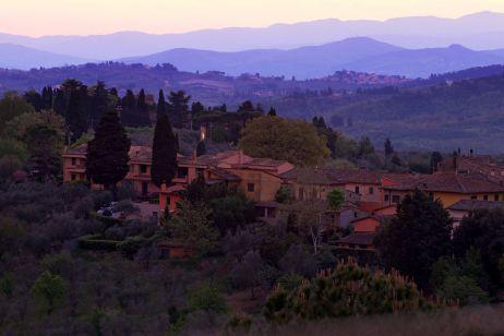 Von Florenz nach Siena: Pilgerreise durch die Toskana