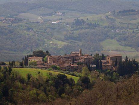 Reisebericht: Pilgern von Florenz nach Siena