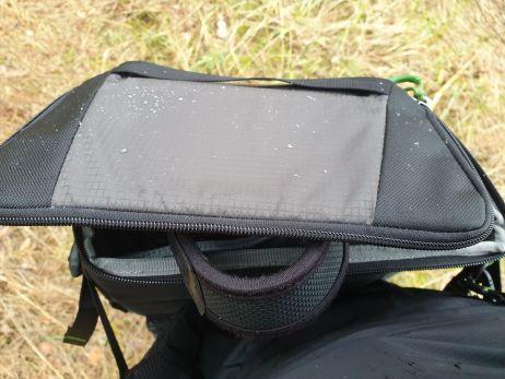 abdeckung der kameratasche