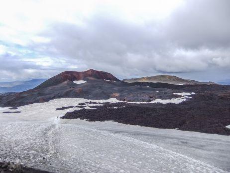 Blick auf Eyjafjallajökull