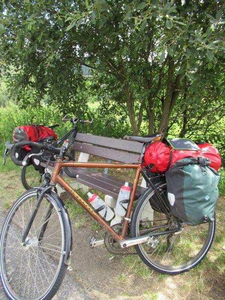 Radreise Elberadweg