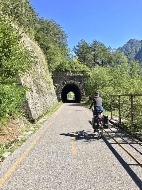 Auf dem Alpe-Adria-Radweg von Salzburg nach Grado