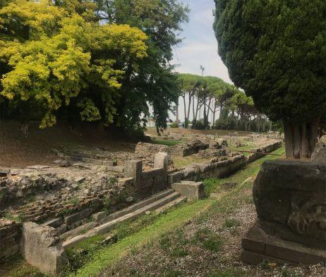 Aquileia: Überreste der römischen Siedlungen
