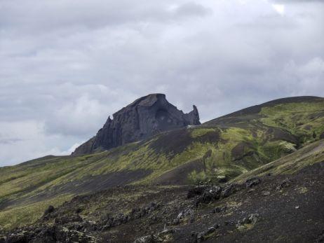 Solotrekking in Island