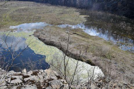Stand des Wassers 2010