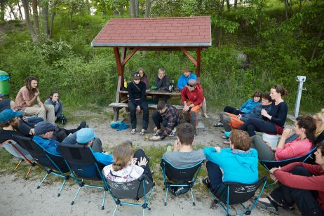 Outdoor Think Tank - Schulung Benzinkocher