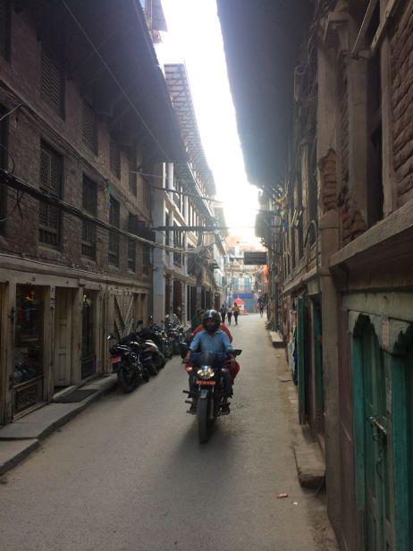 tapir im Außendienst: Clara berichtet aus Nepal