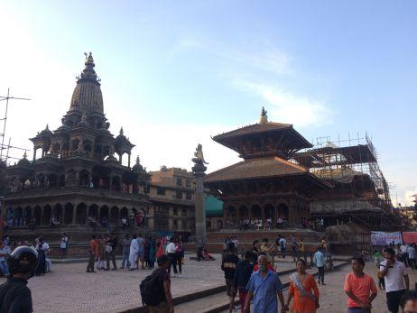 Clara in Nepal