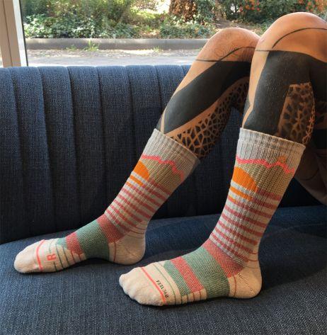 Socken zum Verlieben: Stance Hike Dawn Patrol Women