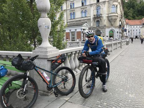 Auf Tour in Slowenien