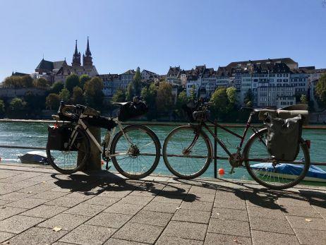 Auf Tour in der Schweiz