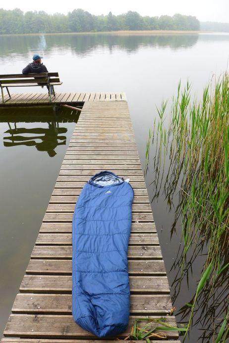 Mountain Equipment Lunar I: Dimensionen des Schlafsacks