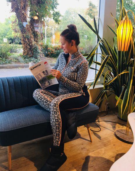 Schick und warm: Unterwäsche von Kari Traa