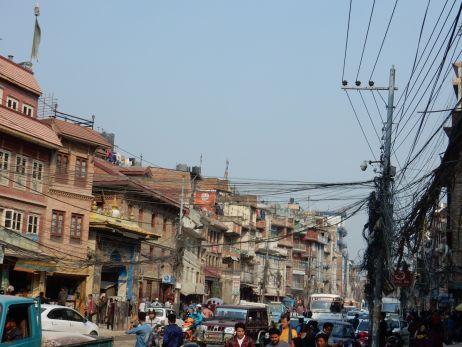 Viertel um Boudhanath