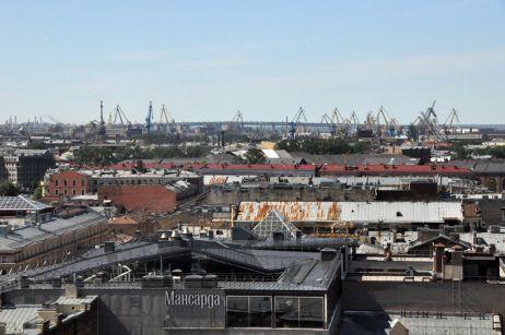Reisebericht: Auf Spurensuche in Sankt Petersburg