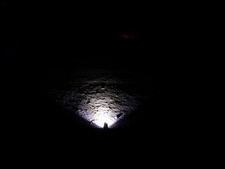 leuchtstufe high mit 130 lumen