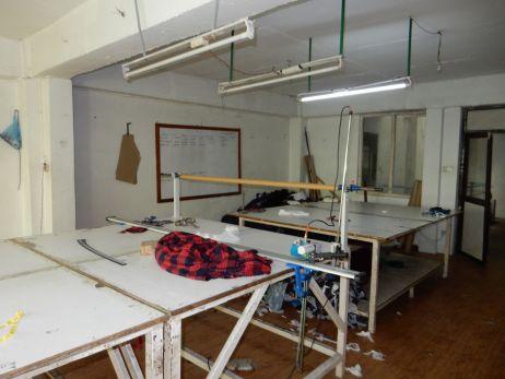 Cutting-Abteilung