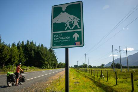 Die vulkanische Gefahr ist allgegenwärtig