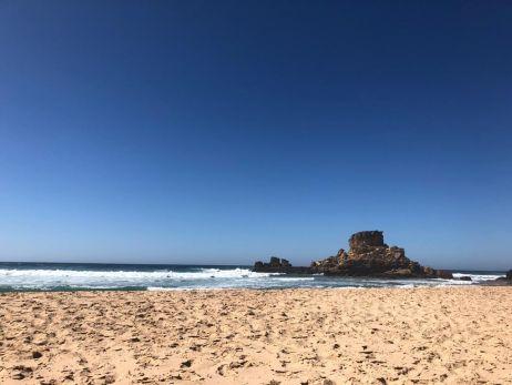 Praia das Fourmas