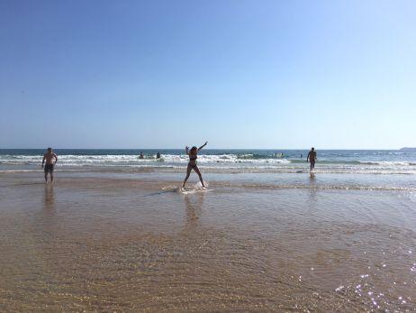 Praia do Zavial
