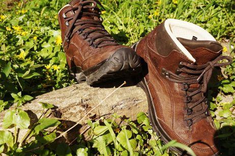 Gute Schuhe wollen gepflegt werden