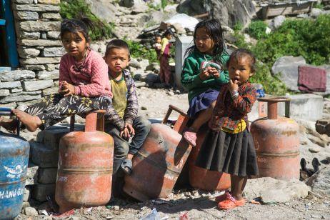Abenteuer Nepal: Trekking auf dem Manaslu Circuit