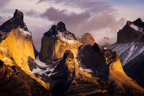 Los Cuernos del Paine - Die Hörner des Blauen Himmels