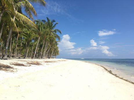 Dumaluan Beach auf Panglao