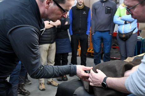 Winter – wir kommen! Ein kurzes Resumee zur tapir-Testtour