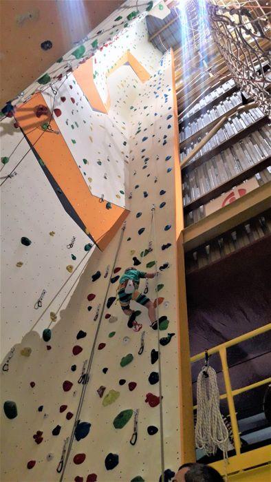 Kletterhalle Poprad