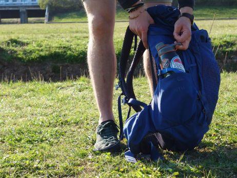 Zulu 40: Geräumige Seitentaschen